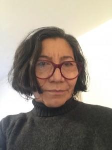 Rossana Pérez, poeta y escritora salvadoreña. Foto: Cortesía.