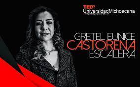 Gretel Eunice Castorena Escalara, de la organización Mamás con Poder. Foto: Cortesía.